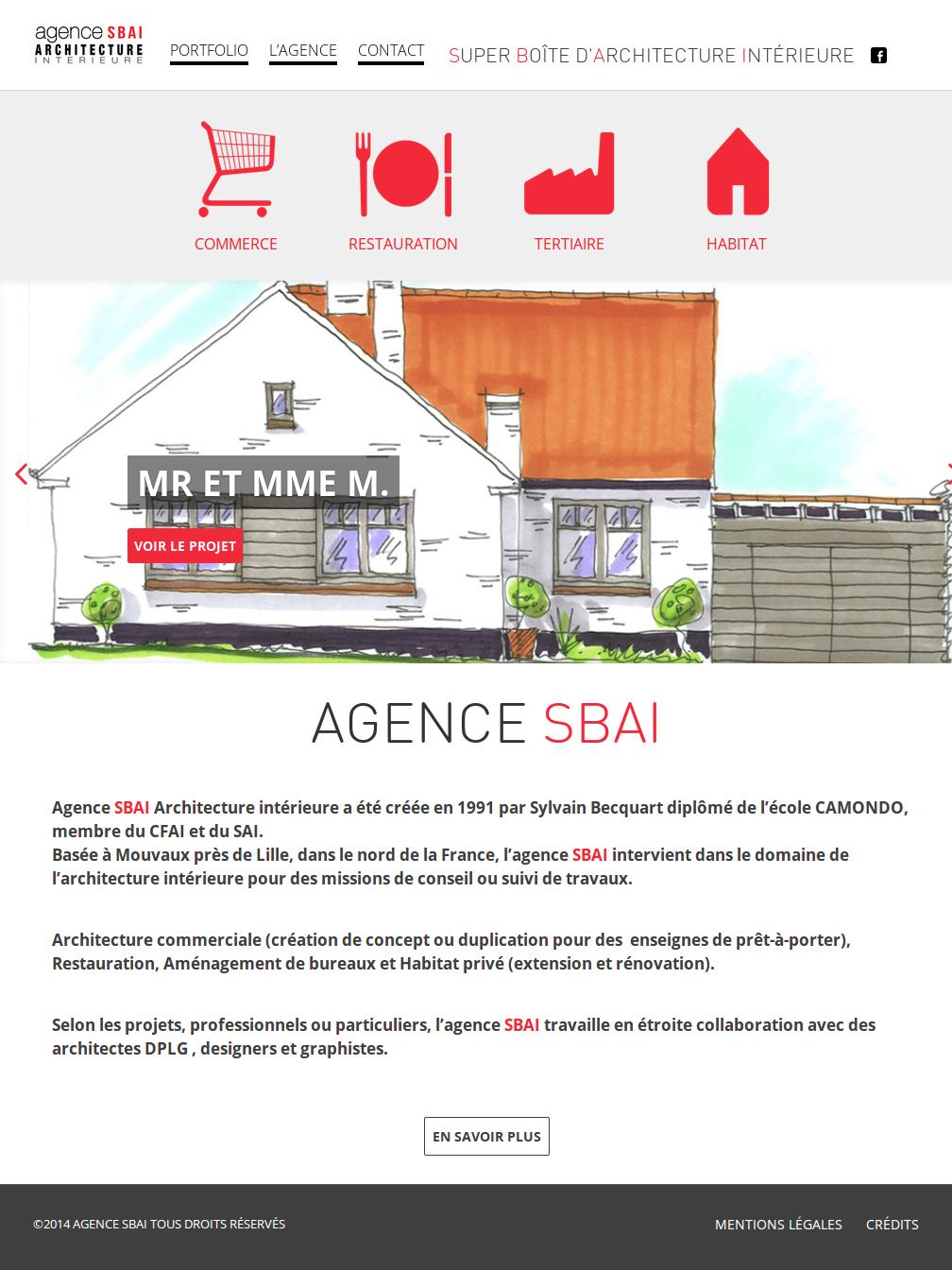 SBAI   Super Boîte d'Architecture Intérieure